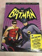 Sealed Batman The Complete Television Series