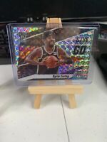 Kyrie Irving 2019-20 Mosaic Give and Go Silver Sp Rare Prizm Holo #1 Nets Jersey