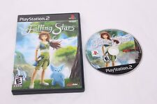 Playstation 2 PS2 - Falling Stars - No Manual
