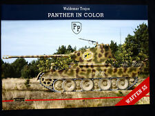 PANTHER IN COLOR BY WALDEMAR TROJCA