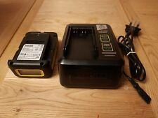 Karcher Battery Power 18V/2.5 plus charger bundle
