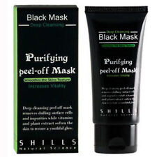 SHILLS Purifying Blackhead Remover Peel-Off Black Charcoal Face Mask NEW m052