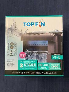 Top Fin PF40 Silentstream Power Filter