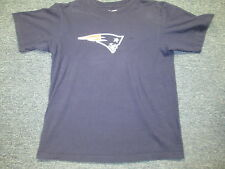 REEBOK NFL NEW ENGLAND PATRIOTS DEION BRANCH BLUE JERSEY T-SHIRT SIZE M