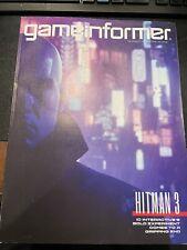 Game Informer Magazine 332 — Hitman 3 In hand New Mint