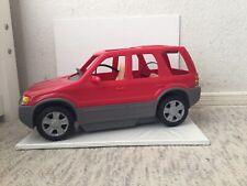 Barbie Mattel, Inc Red Ford Escape Vintage 2002 SUV Car