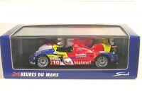 Oreca 01-AIM No.10 Team Oreca Matmut LMP1 LeMans 2009 (S. Ortelli - B. Senna - T