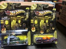 Hot Wheels 2012 Kroger Exclusive 1966 TV Batmobile Ghostbusters Ecto 1 LOT