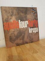Apollo Four Forty Krupa 12 Inch Vinyl Dance Record