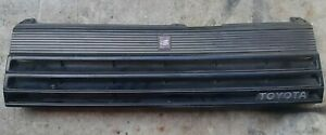 84-85 Toyota Celica GT Front Grille - No Mounting Damage - Looks Nice View Pics