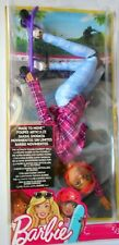 BARBIE MADE TO MOVE  SKATEBOARDER  DVF70