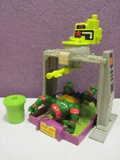 Teenage Mutant Ninja Turtles TMNT Flush-O-Matic + Figur