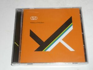 Orchestral Manoeuvres In The Dark - History Of Modern (2010) NEW & SEALED