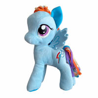 My Little Pony Rainbow Dash Plush Toy by Hasbro 11 Inch Stuffed Animal 2014