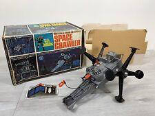 Major Matt Mason espacio Crawler nuevo, sin usar de trabajo Mattel 1966 En Caja