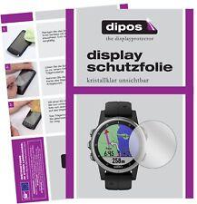 2x Garmin fenix 5s Plus (42mm) Schutzfolie klar Displayschutzfolie Folie Display