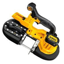 DeWalt XR BRUSHLESS COMPACT BAND SAW DCS371N-XJ 18V Skin Only *USA Brand
