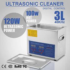 Ultraschall Reinigungsgerät Digital Ultraschallgerät Ultraschallreiniger 3L