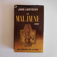 Jean LARTEGUY 1962 Le mal jaune littérature roman France Loisirs N7511