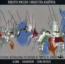 Roberto Minczuk & Or - Festival Inverno de Campos Do Jordao [New CD]