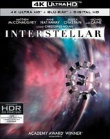 Interstellar [New 4K UHD Blu-ray] With Blu-Ray, 4K Mastering, Ac-3/Dolby Digit