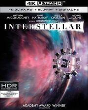 Interstellar [New 4K UHD Blu-ray] With Blu-Ray, 4K Mastering, Ac-3/Dolby Digit