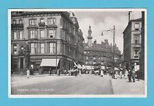 SCOTLAND  -  J.  SALMON  POSTCARD  -  CHARING  CROSS,  GLASGOW  -  C 1950