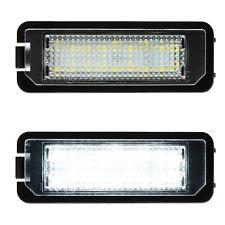 LED Kennzeichenbeleuchtung VW Golf 4 IV 5 V 6 VI 7 VII Polo Passat Beetle Eos
