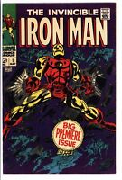Iron Man (Marvel Comics 1968 1st Series) You Pick 'Em