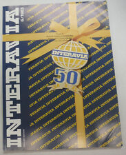 Interavia Magazine Canadian Aerospace 50th Anniversary June 1983 FAL 062215R2