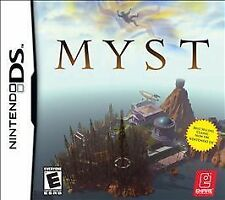 Nintendo DS Myst VideoGames
