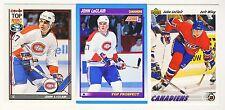 John LeClair 1991-92 Hockey Rookie Card RC - 81ct Lot