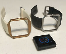 Fitbit Blaze SmartFitness Watch Large Bands USED