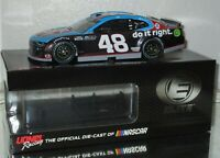 2020 RCCA Jimmie Johnson #48 ALLY DARLINGTON COLOR CHROME ELITE 1/24 car#36/176