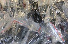 200 LOT EU 2 Pin Euro Klinkenstecker auf Figur mit acht 8 C7 Stecker Strom Kabel