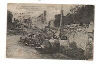 51 - cpa -  MAURUPT - Bataille de la Marne  (B1885)