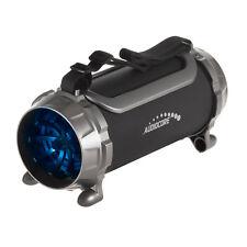 Tragbarer Bluethooth Lautsprecher LED Party Beleuchtung Musik Box 100W AUX USB