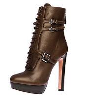 PRADA Stiefel und Stiefeletten aus Echtleder für Damen