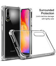 4 Corners Airbag Shockproof For Sharp Aquos S2 Clear Soft Case Rubber Full Cover