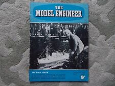 THE  MODEL ENGINEER Vol.112.No.2821 JUNE 16,1955 EVOLUTION OF PORTABLE ENGINE
