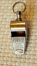 HALEX WHISTLE MADE IN ENGLAND  (VINTAGE )