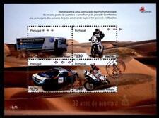 """30 Jahre Rallye """"Dakar"""". Block. Portugal 2008"""