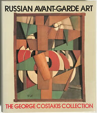 """""""Russian Avant-Garde Art: The George Costakis Collection"""" SIGNED by G. Costakis"""