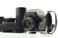 🔸N MINT++🔸 Mamiya M645 1000s Sekor C E 70mm 210mm AE Finder more Japan #  80 1