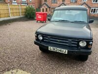 Land Rover Discovery 200tdi