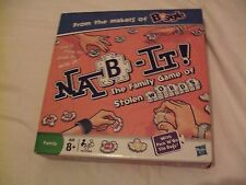 Hasbro Nab-It!  The Family Game of Stolen Words 2010