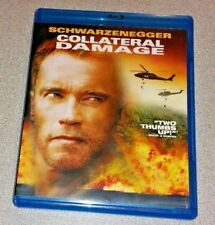 Collateral Damage  Blu-Ray