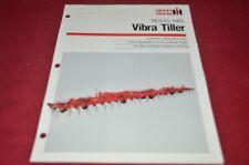 Case International 4900 Vibra Tiller Dealers Brochure YABE10