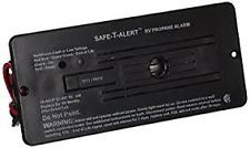American Autocaravana RV LPG Detector 12v Negro T 30-442-p-bl de alerta de seguridad