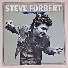 Steve Forbert (1980 Cleaned Vinyl LP Playtested JZ 36595) Little Stevie Orbit